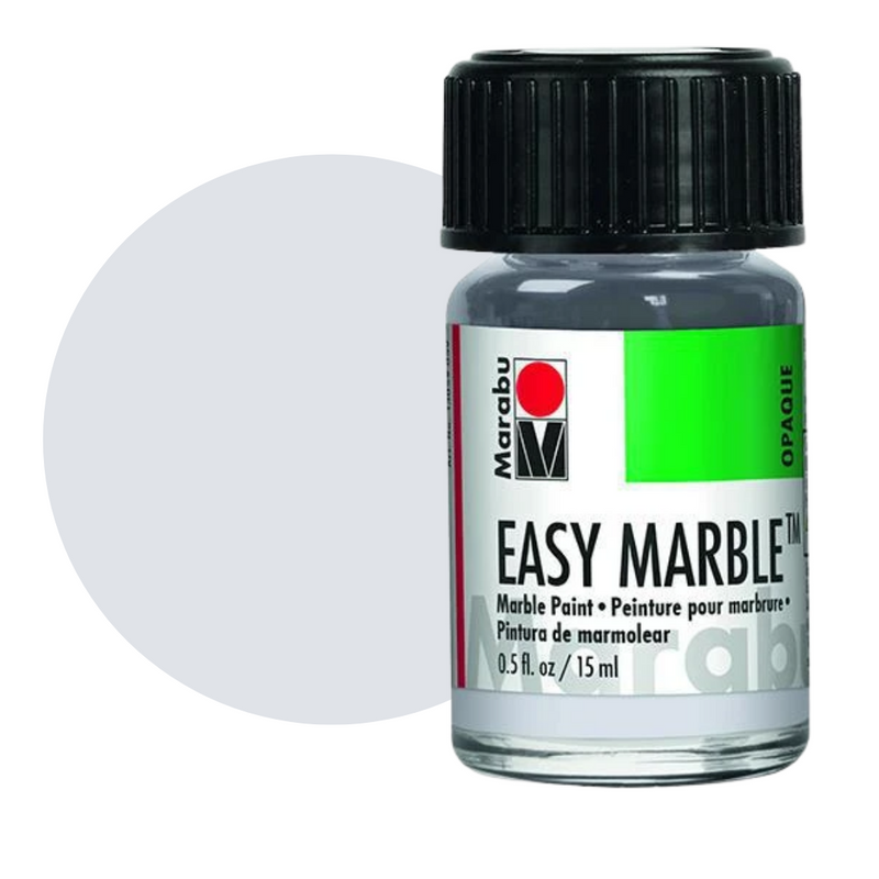Easy Marble Paints | 771 Pearl White
