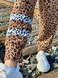 Cheetah Girl Joggers