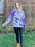 Tie Dye Dreams Sweatshirt