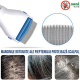 SANIHAIR™: PIEPTENE ELECTRIC