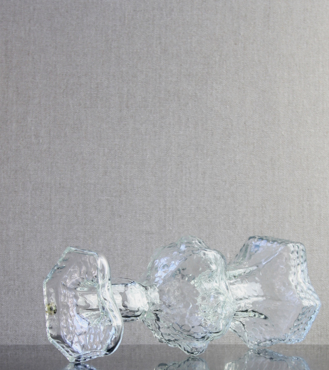"Clear Model 1947 ""Candida"" Vase <br> Nanny Still, 1967"