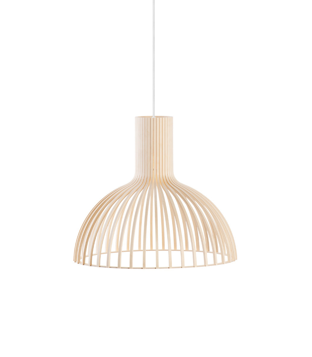 High end ceiling pendant Victo 4251 Natural Birch 3