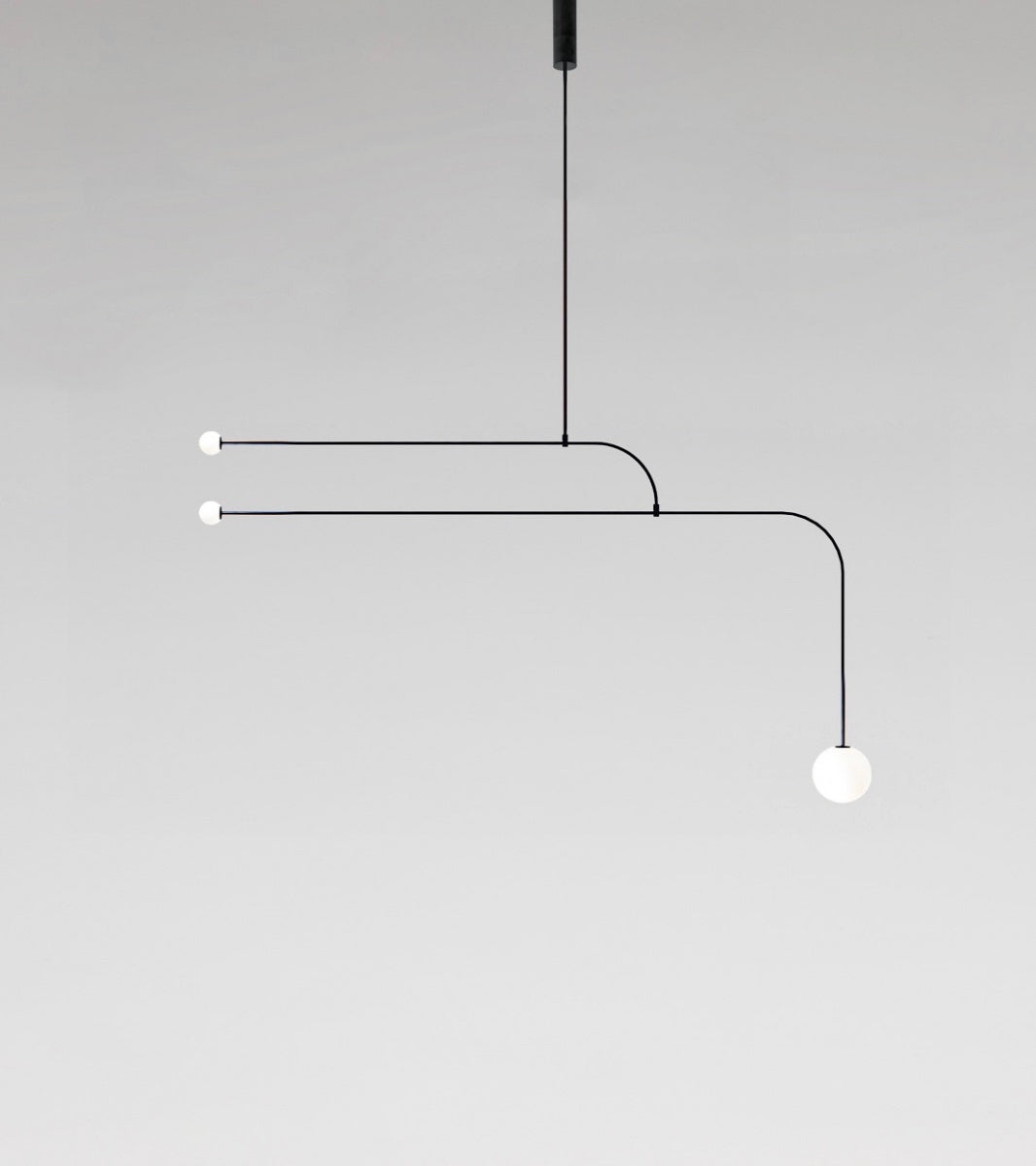 Mobile Chandelier 12 <br> by Michael Anastassiades