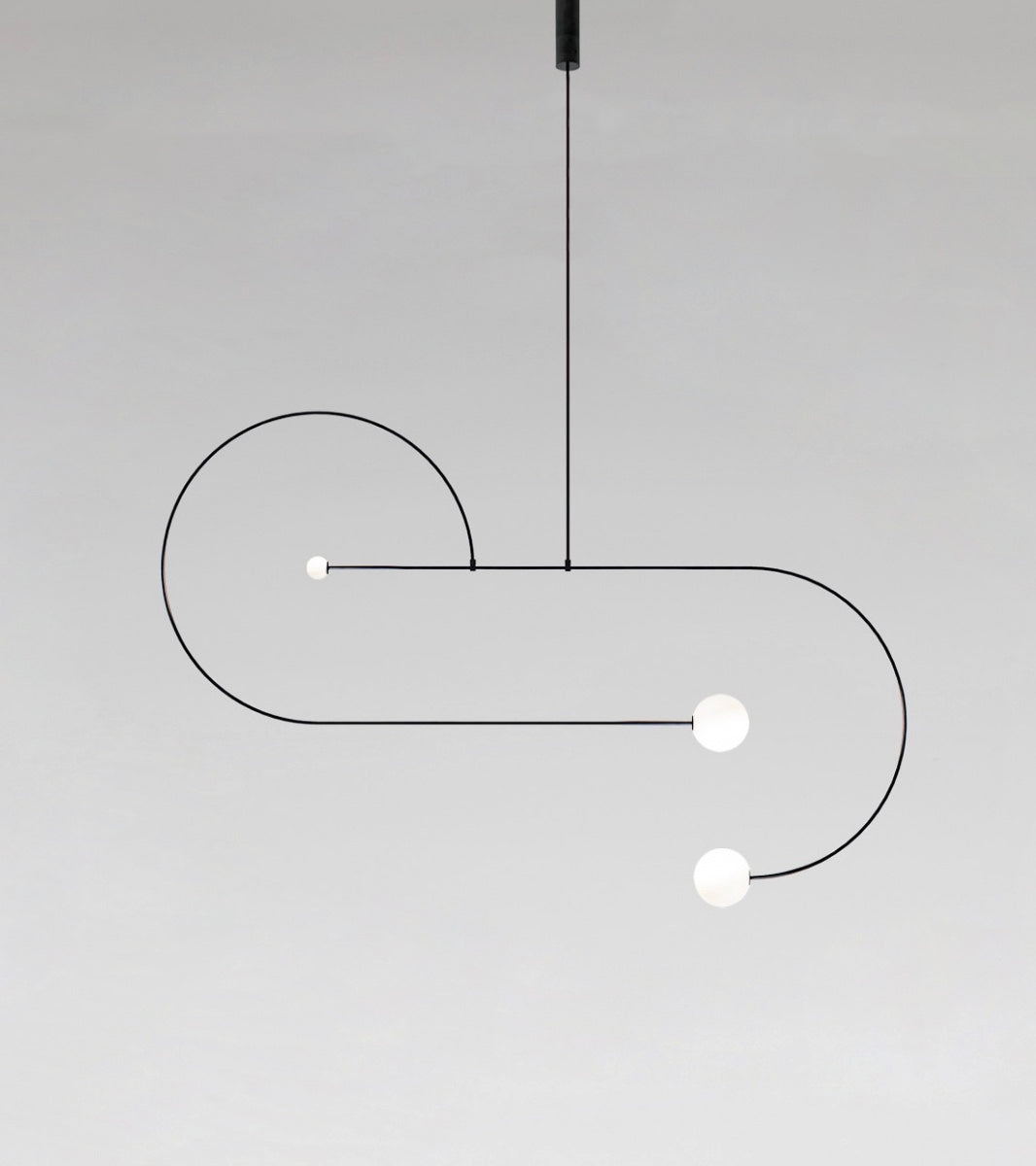 Mobile Chandelier 13 <br> by Michael Anastassiades