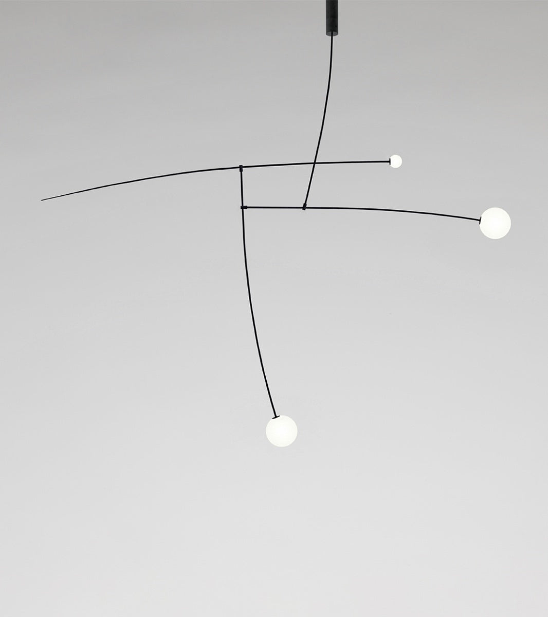 Mobile Chandelier 14 <br> by Michael Anastassiades