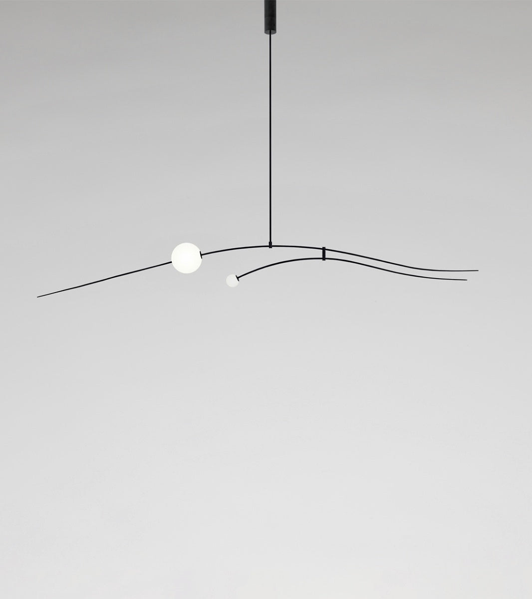 Mobile Chandelier 16 <br> by Michael Anastassiades