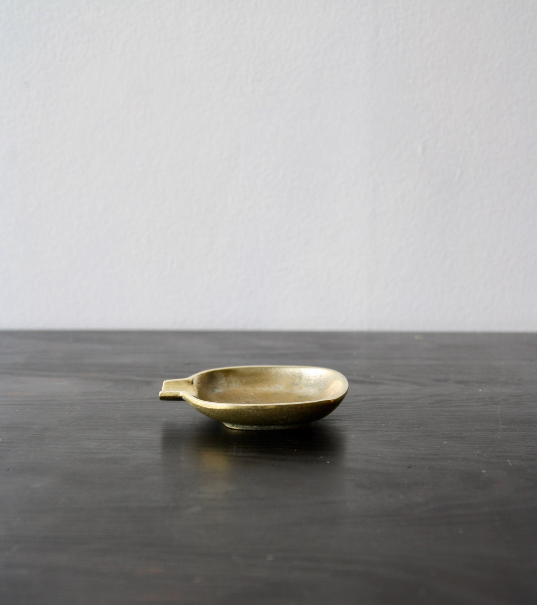 Brass Ashtray  Carl Auböck - Image 1