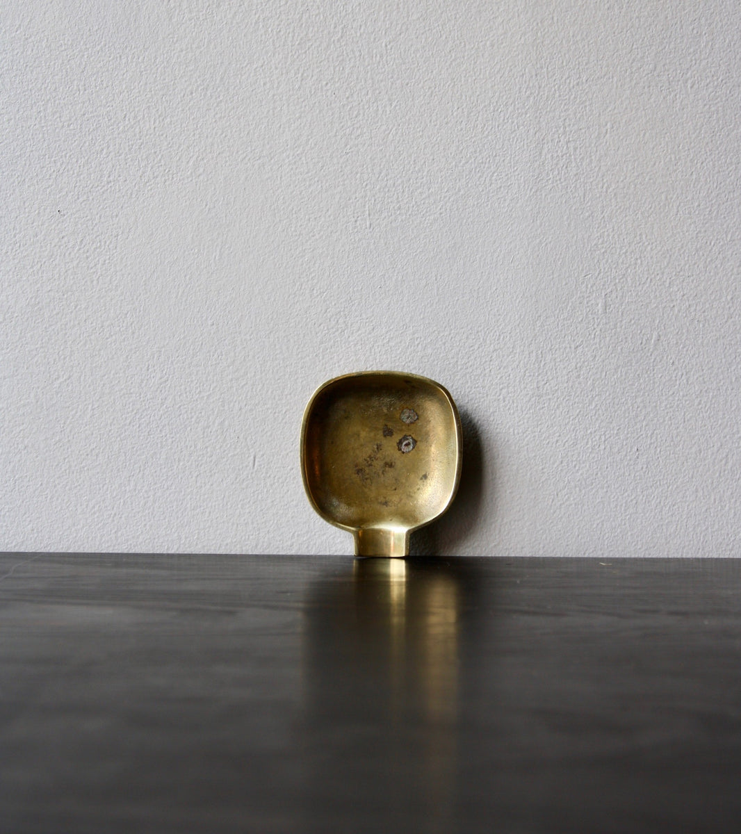 Vintage Brass Ashtray  Carl Auböck - Image 3