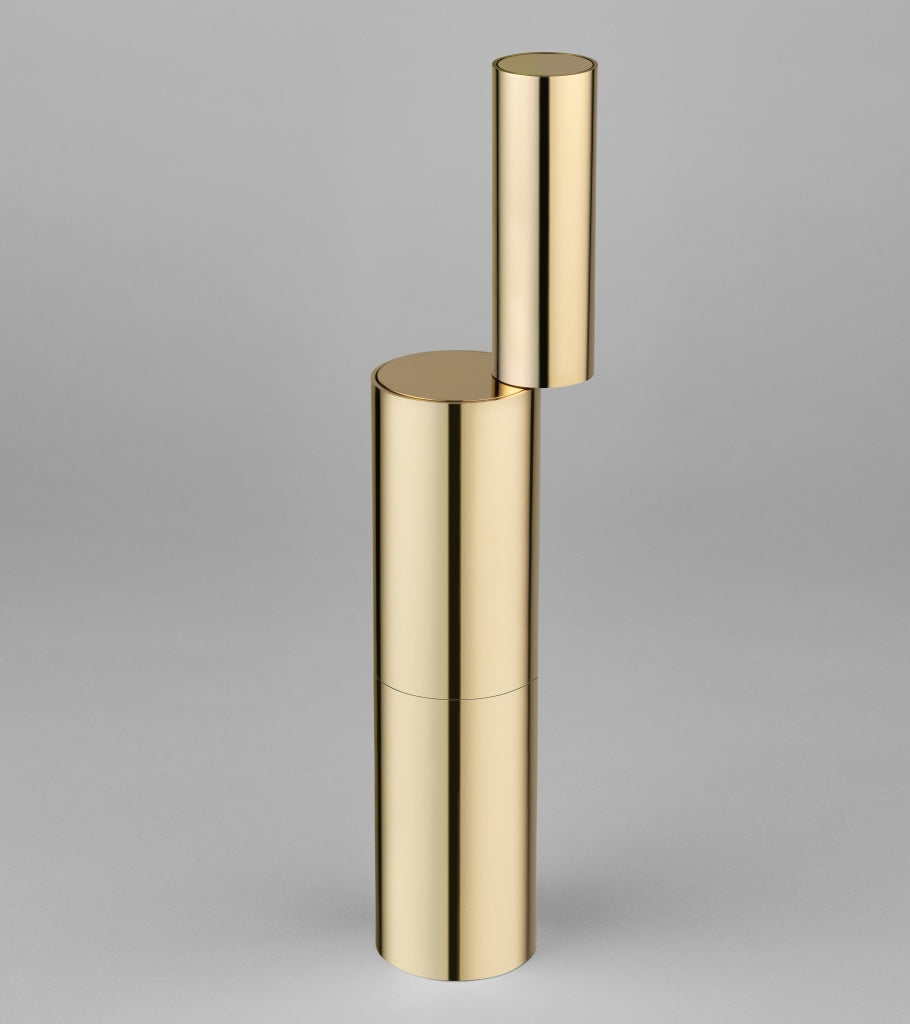 Crafty Coffee GrinderPolished Brass Michael Anastassiades & Carl Auböck - Image 1