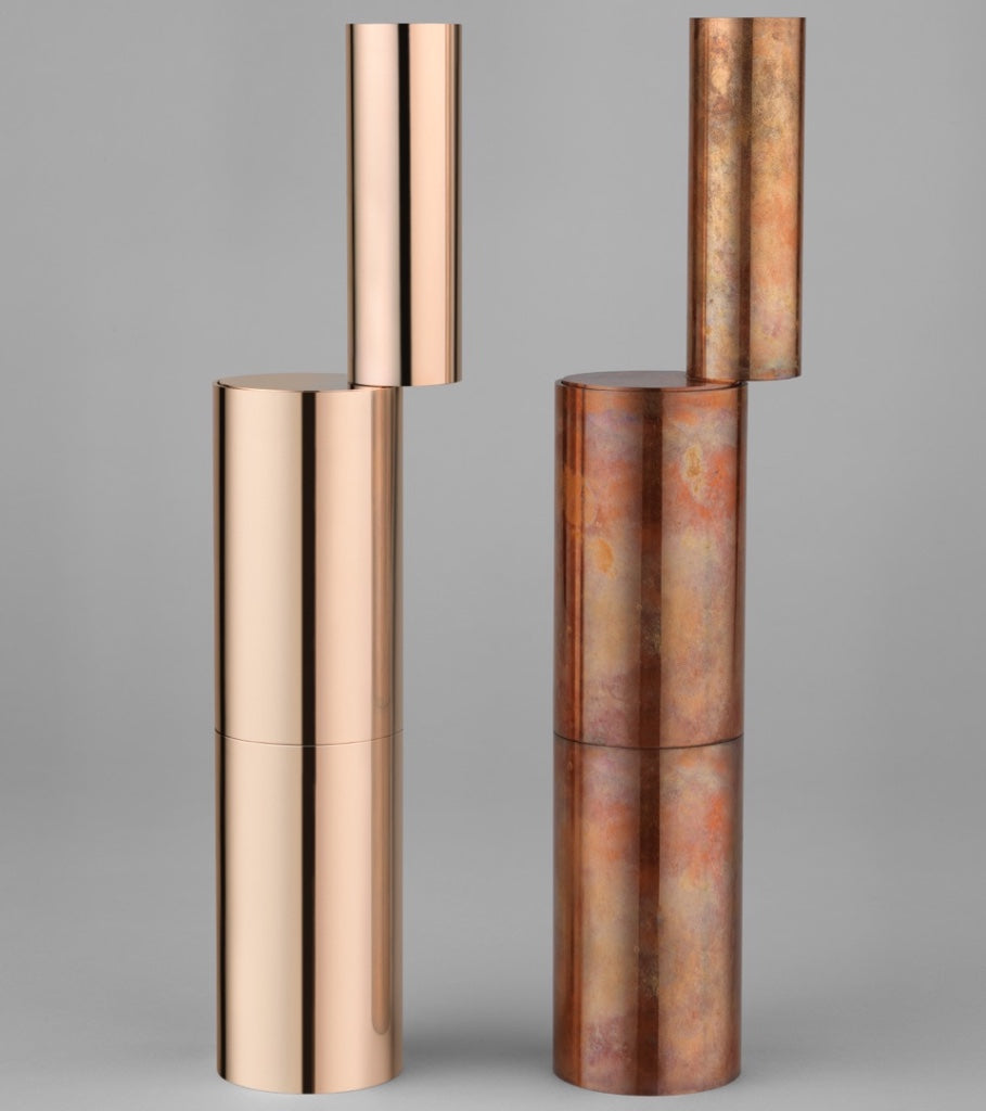 Round Coffee GrinderPolished Brass Michael Anastassiades & Carl Auböck - Image 3