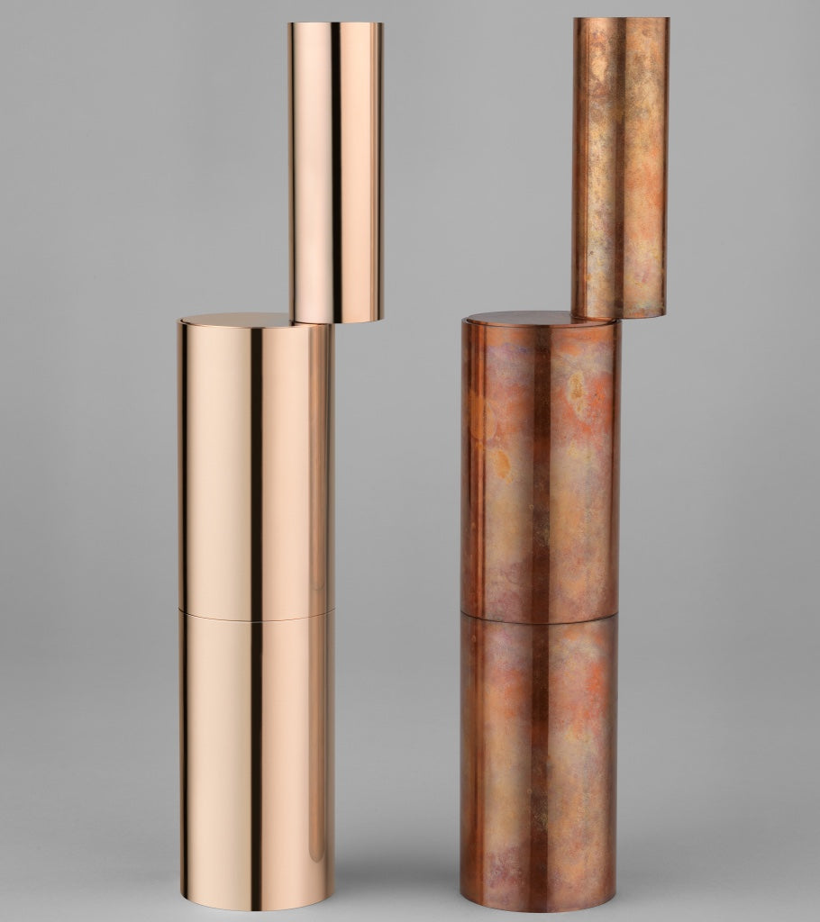 Coffee GrinderPolished Copper Michael Anastassiades & Carl Auböck - Image 3