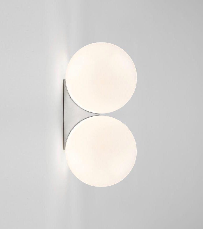 Double Sconce 150Polished Nickel Michael Anastassiades - Image 1