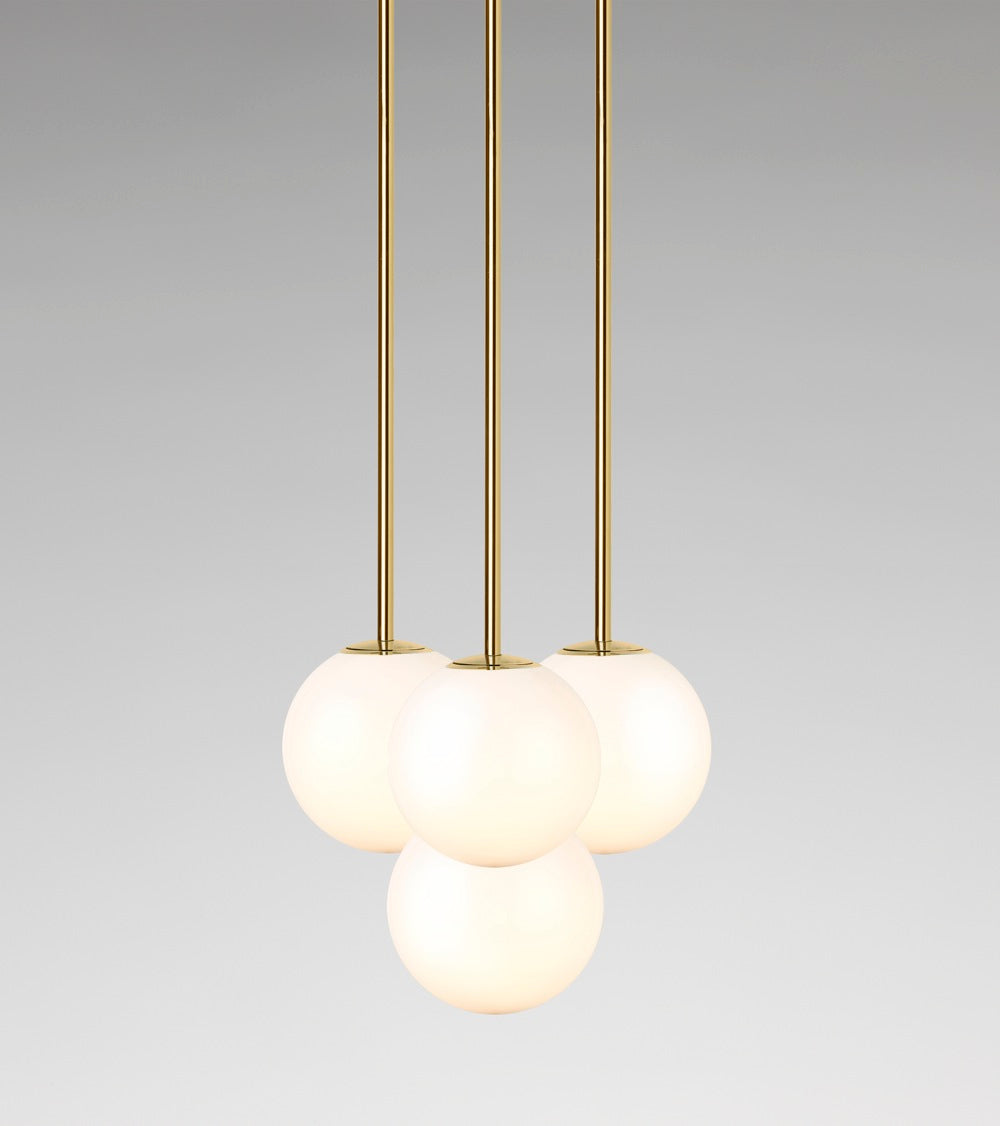 Happy Together 4 Berries RodPolished Brass Michael Anastassiades - Image 1