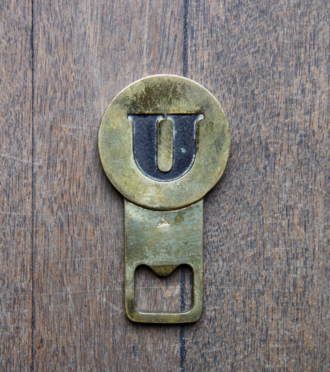 Unique Initialed Bottle Opener Carl Auböck - Image 11
