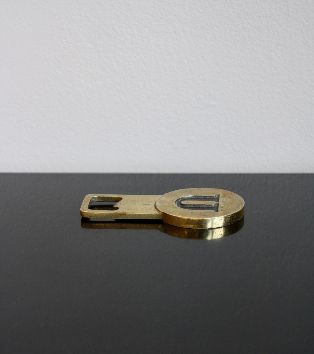 Initialed Bottle Opener by Wiener Werkstätte Influenced Carl Auböck - Image 5