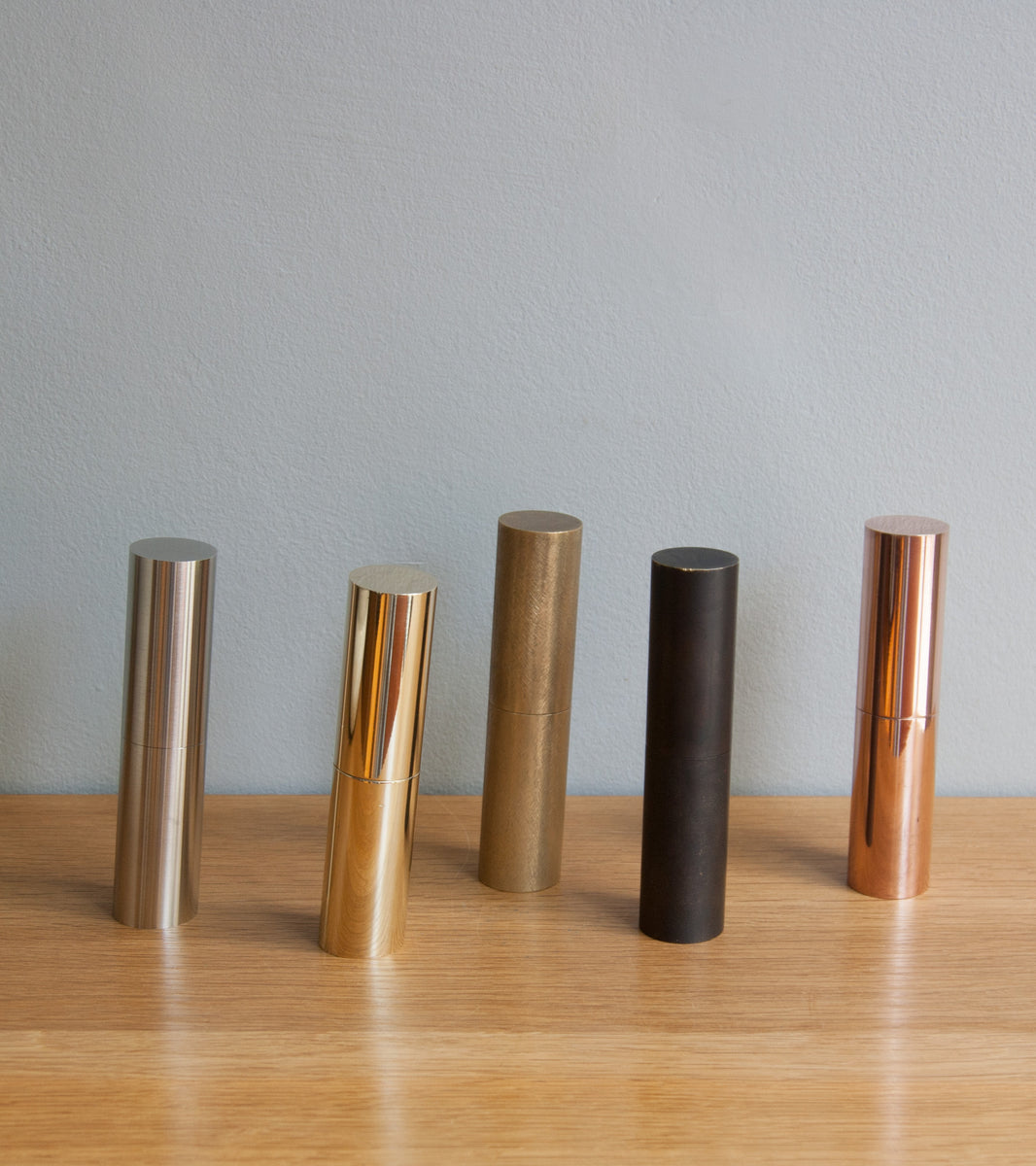 Italic Mill - Copper Plated Michael Anastassiades & Carl Auböck (Variety View)