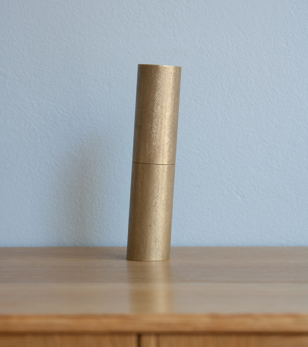 Italic Mill - Filed Brass Michael Anastassiades & Carl Auböck  - Image 12