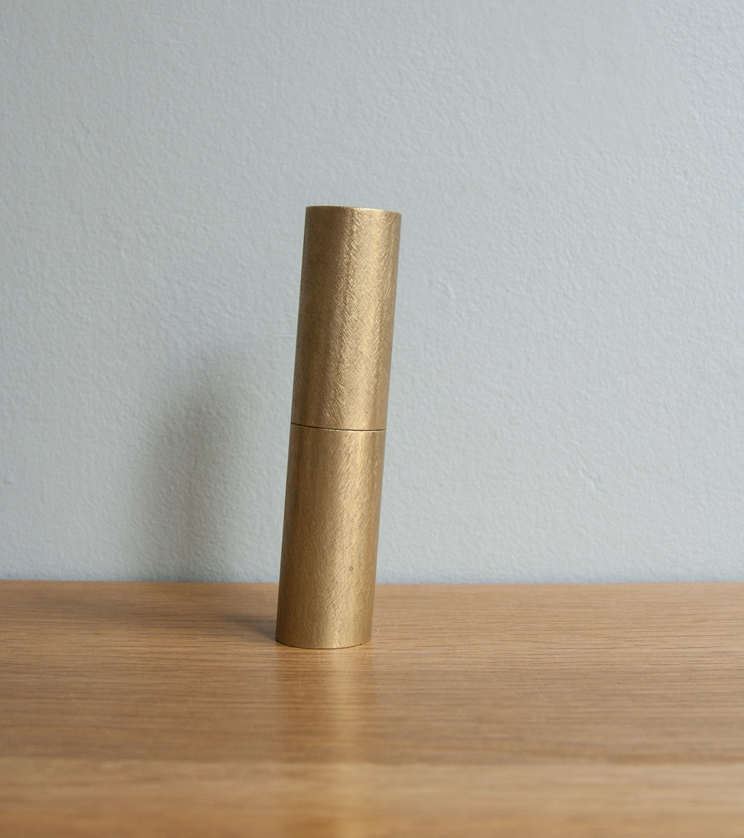 Italic Mill - Filed Brass Michael Anastassiades & Carl Auböck  - Image 1