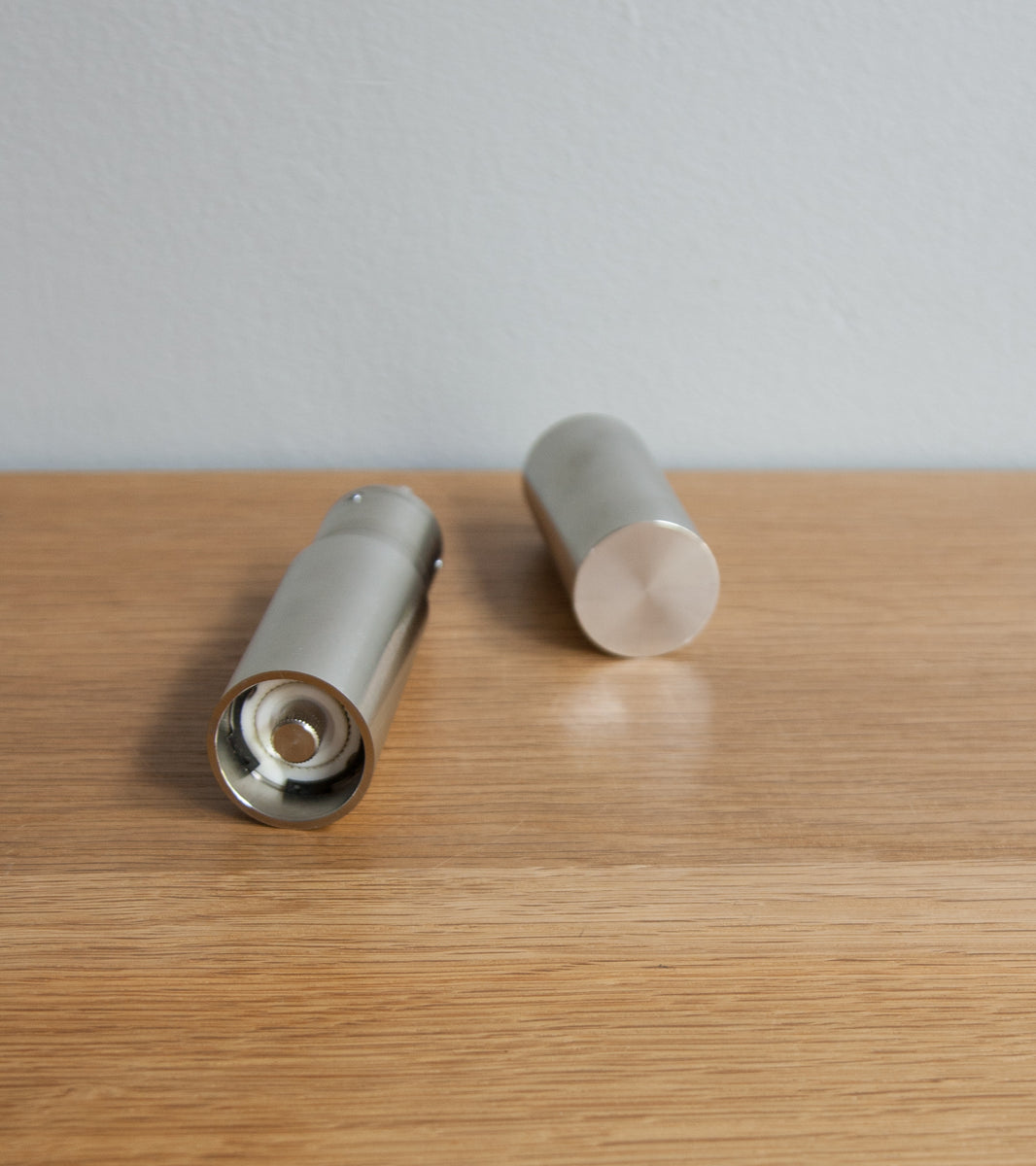 Italic Mill - Matt Nickel Plated Michael Anastassiades & Carl Auböck - Image 10
