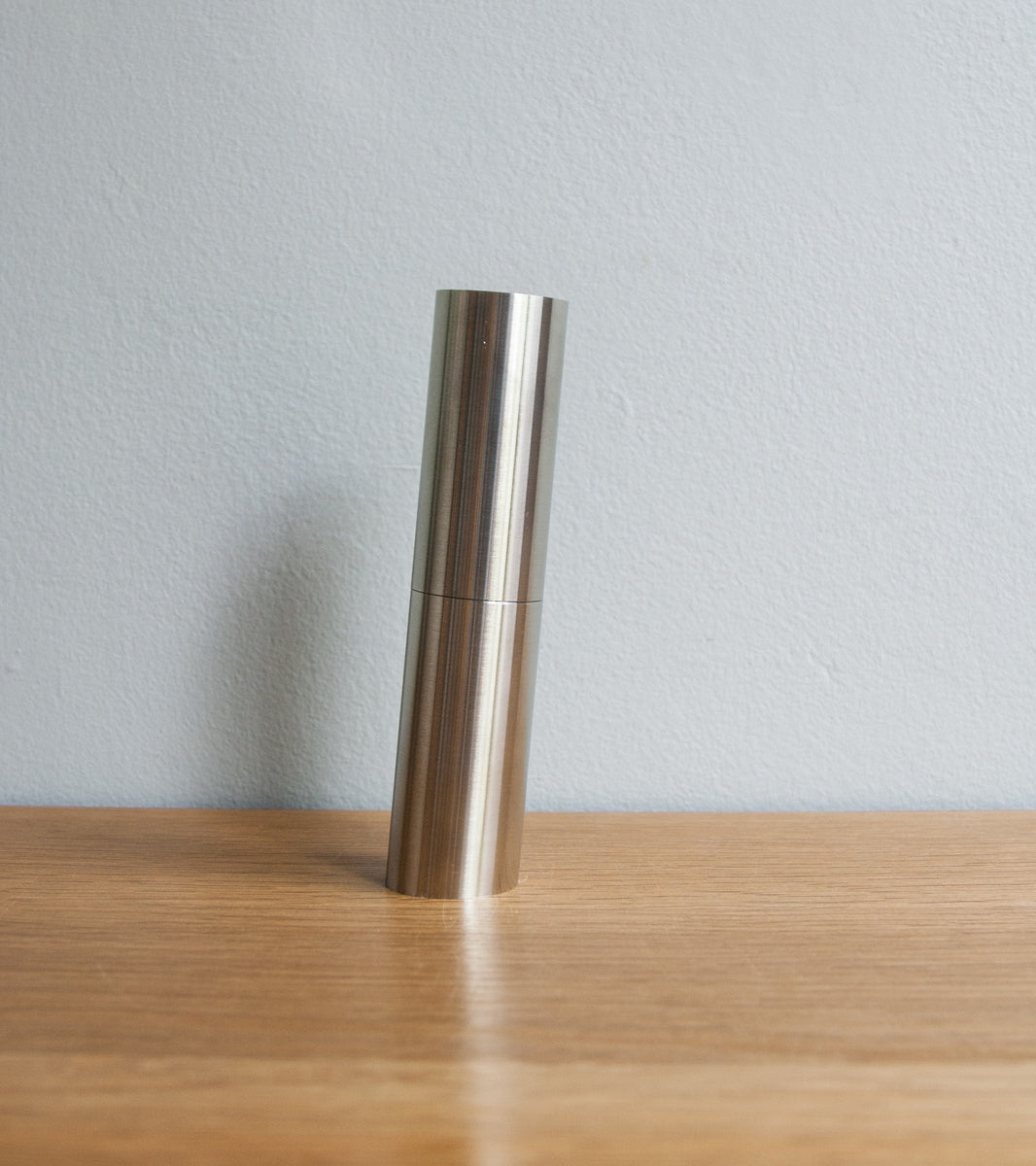 Italic Mill - Matt Nickel Plated Michael Anastassiades & Carl Auböck - Image 1