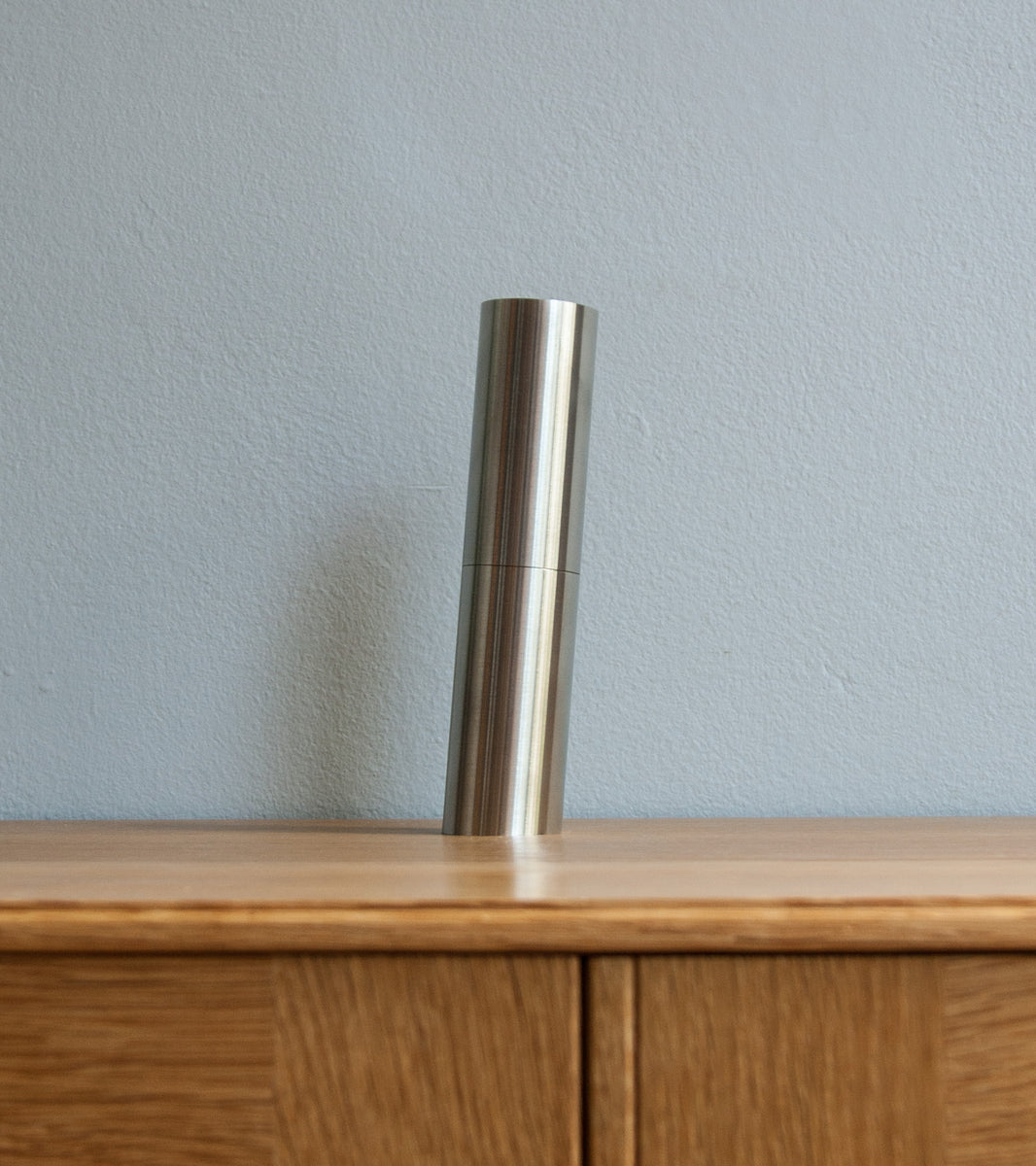 Italic Mill - Matt Nickel Plated Michael Anastassiades & Carl Auböck - Image 3