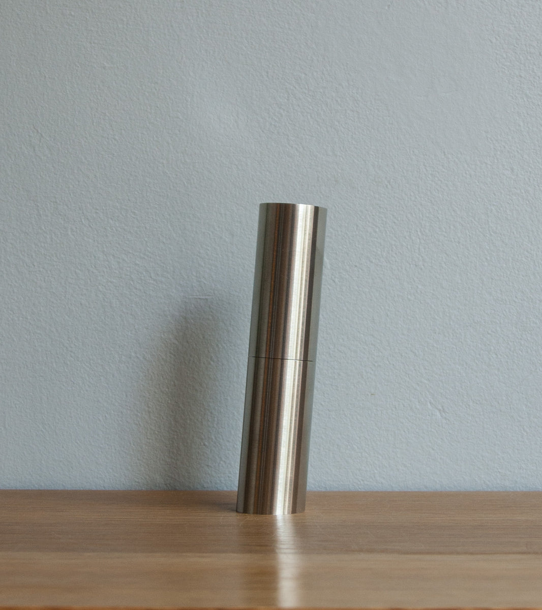 Italic Mill - Matt Nickel Plated Michael Anastassiades & Carl Auböck - Image 8