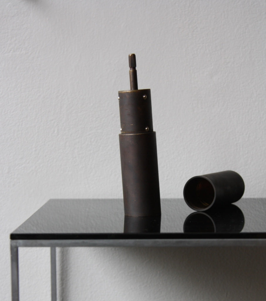 Italic Mill - Patinated Brass Michael Anastassiades & Carl Auböck - Image 11