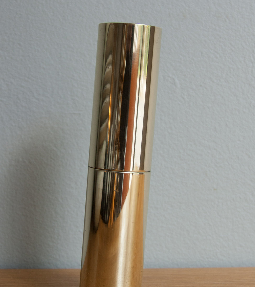 Hand Crafted Italic Mill - Polished Brass Michael Anastassiades & Carl Auböck  - Image 7