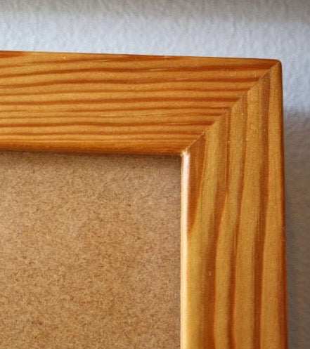 Large Picture Frame Mogens Koch  -Mogens Koch rud Rasmussen made in Copenhagen quality handmade pine frames for life cleaver mathematical furniture kaare klint Danish masters