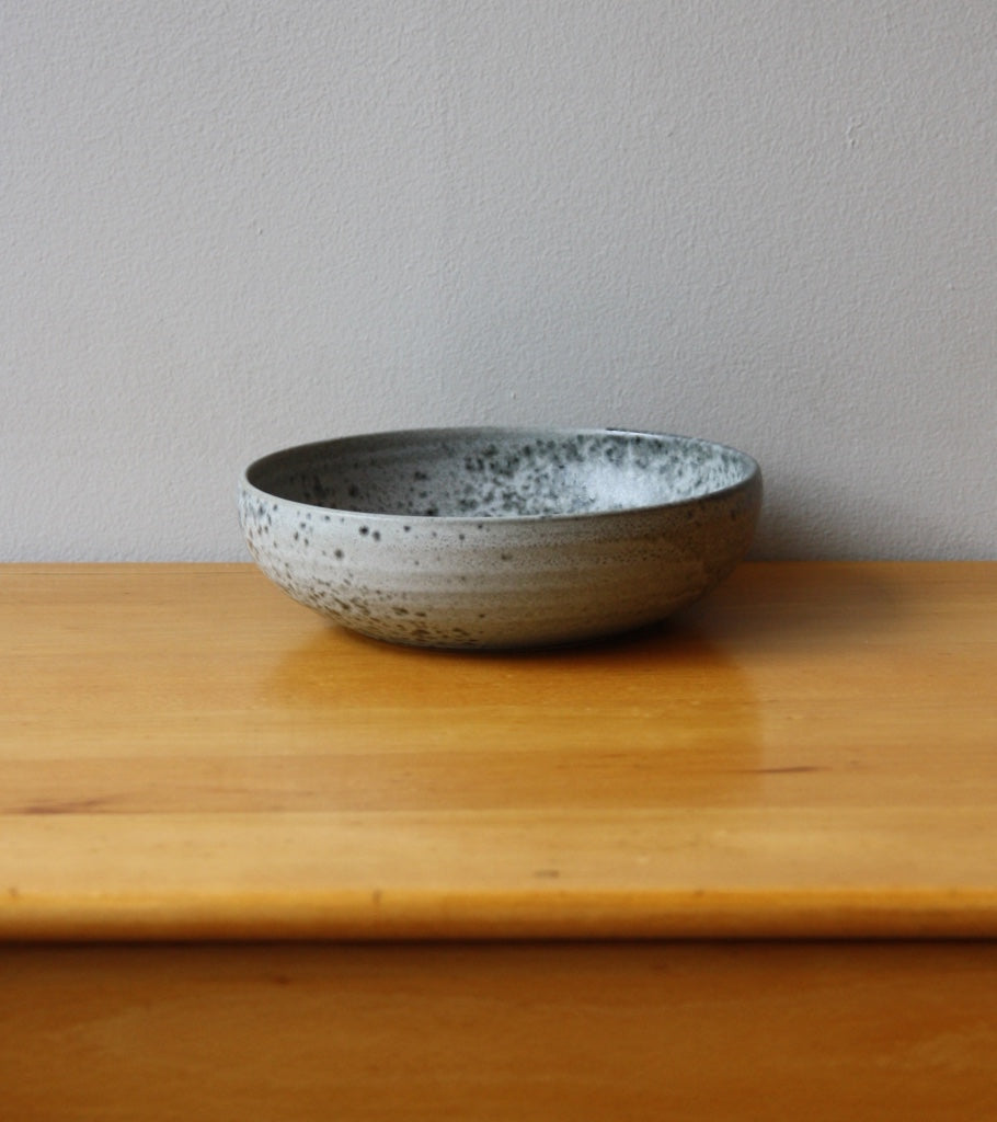 Medium Shallow Bowl 8Grey Glaze  Kasper Würtz - Image 3
