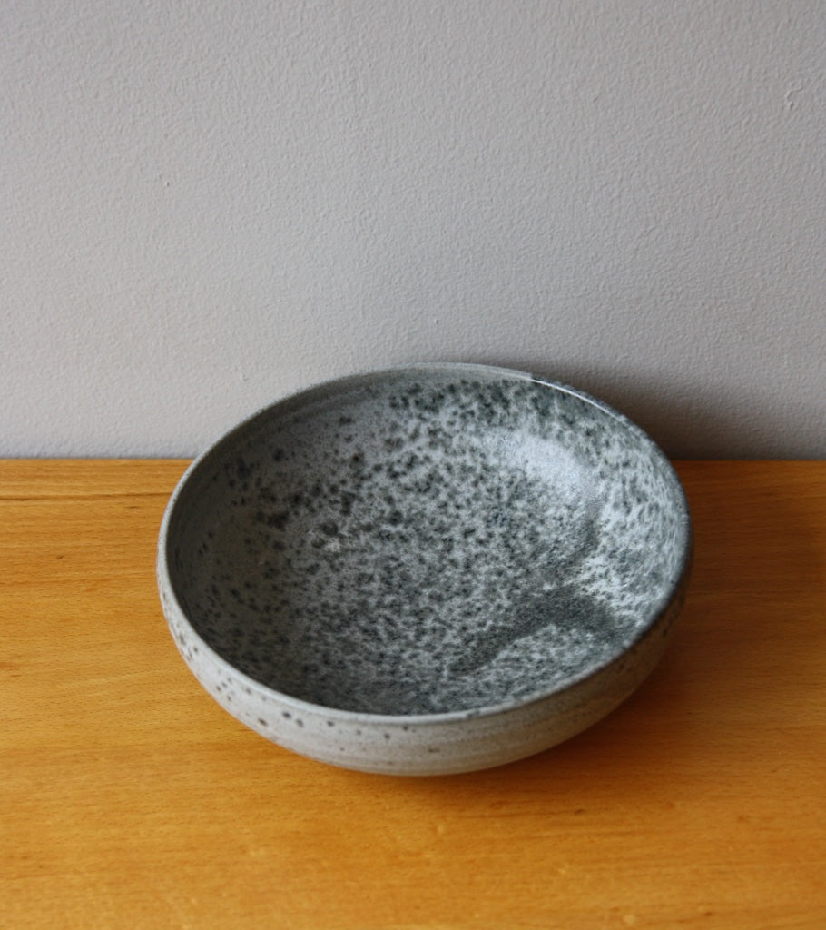 Medium Shallow Bowl 8Grey Glaze  Kasper Würtz - Image 4