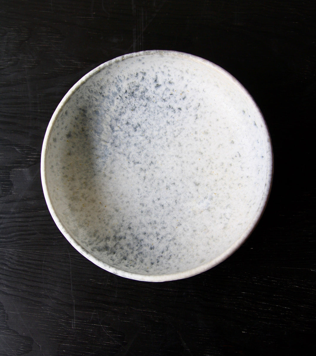 Medium Shallow Bowl 8Stone Blue Kasper Würtz - Image 4