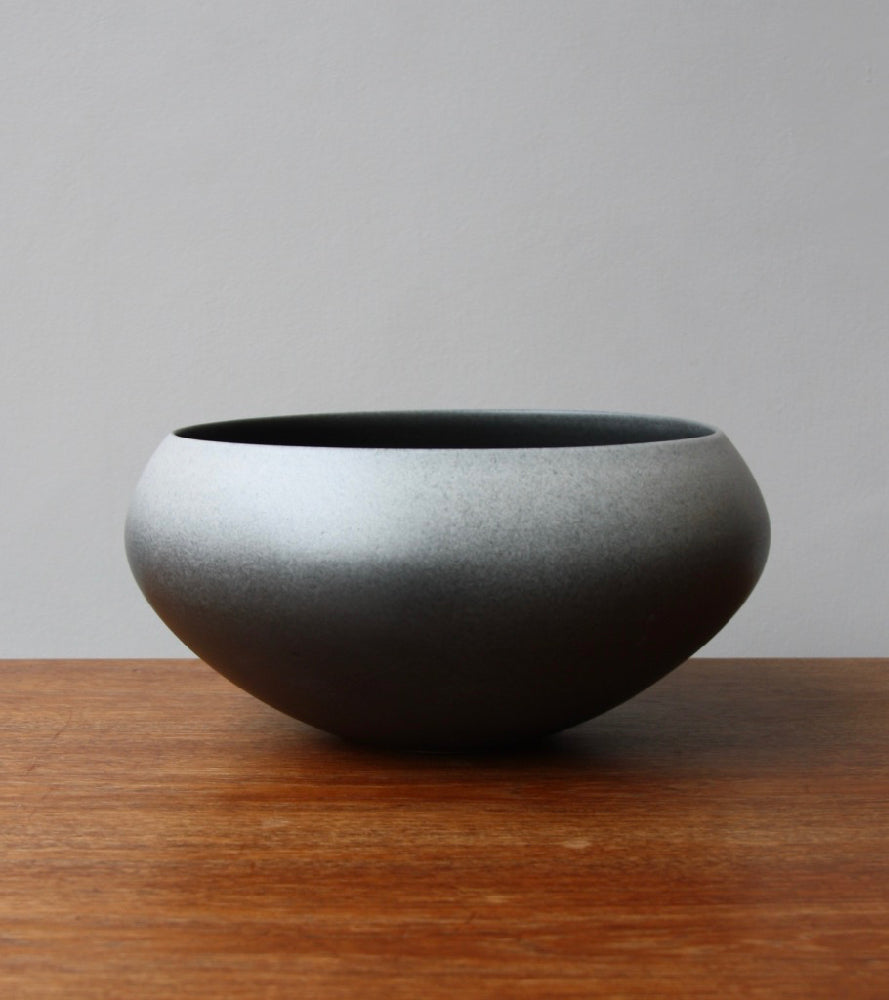 Onion Shaped Planter Gradient Grey Glaze #2  Kasper Würtz - Image 6