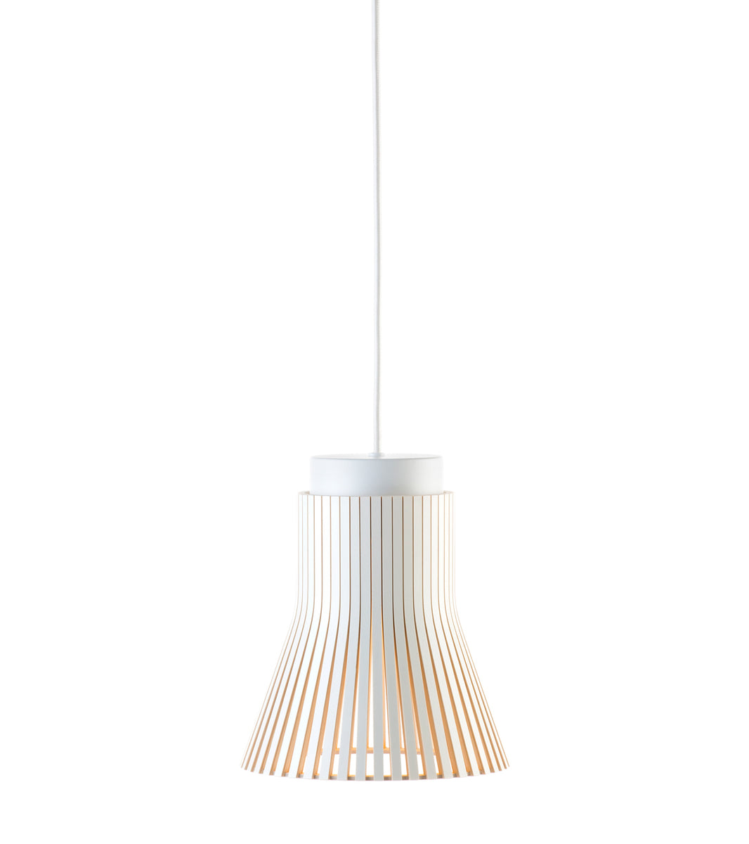 Pendant light Secto Finland Petite 4600 White