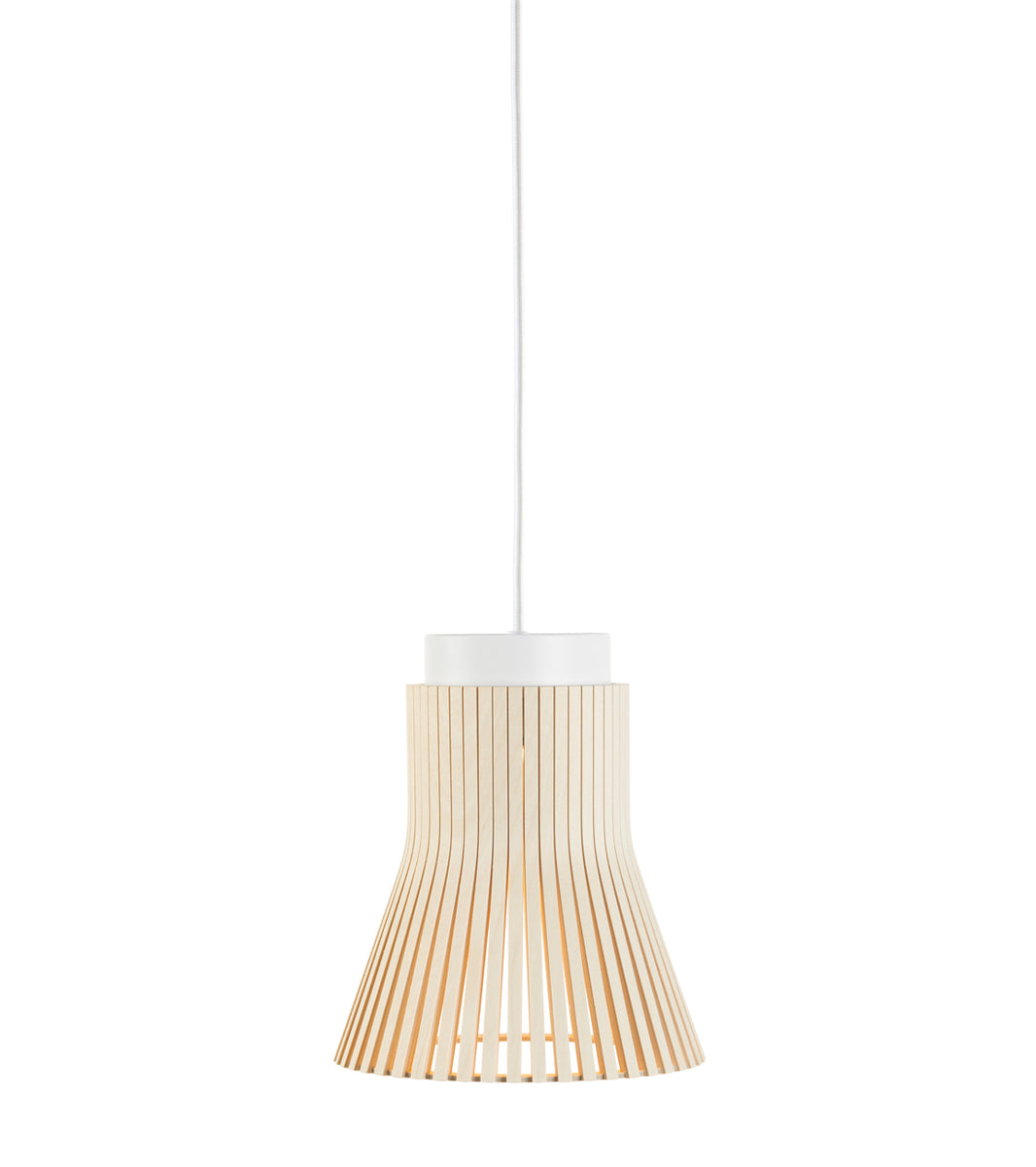 Seppo Koho Pendant light Secto Finland Petite 4600 White