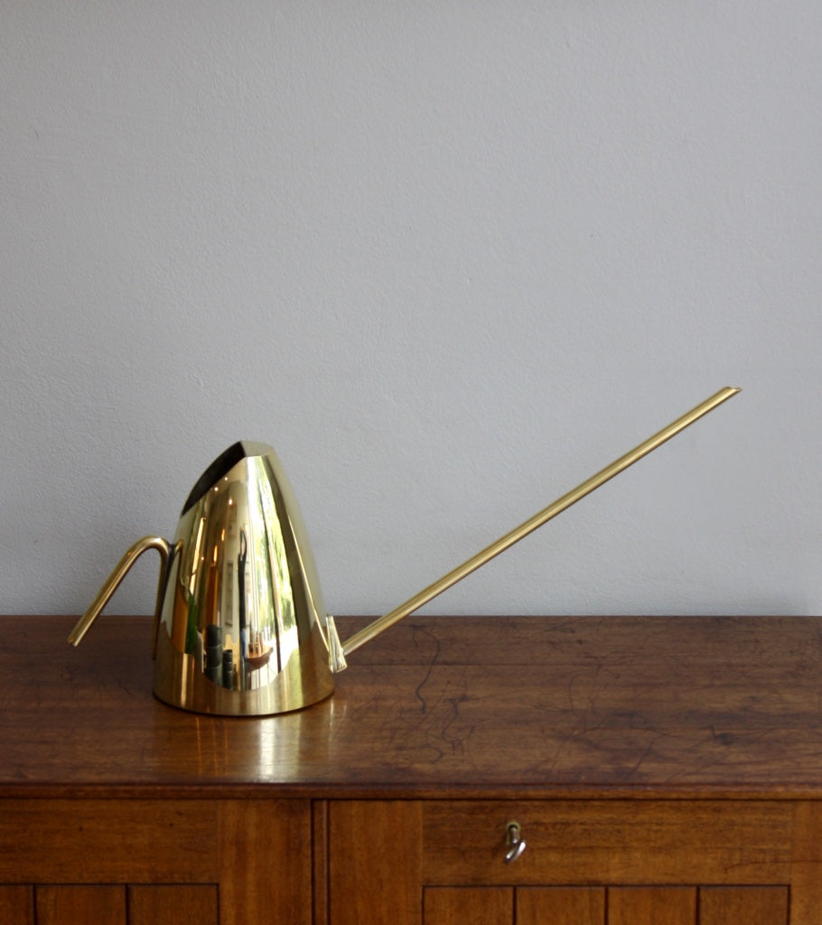 Original Polished Brass Watering Can Carl Auböck - Image 3