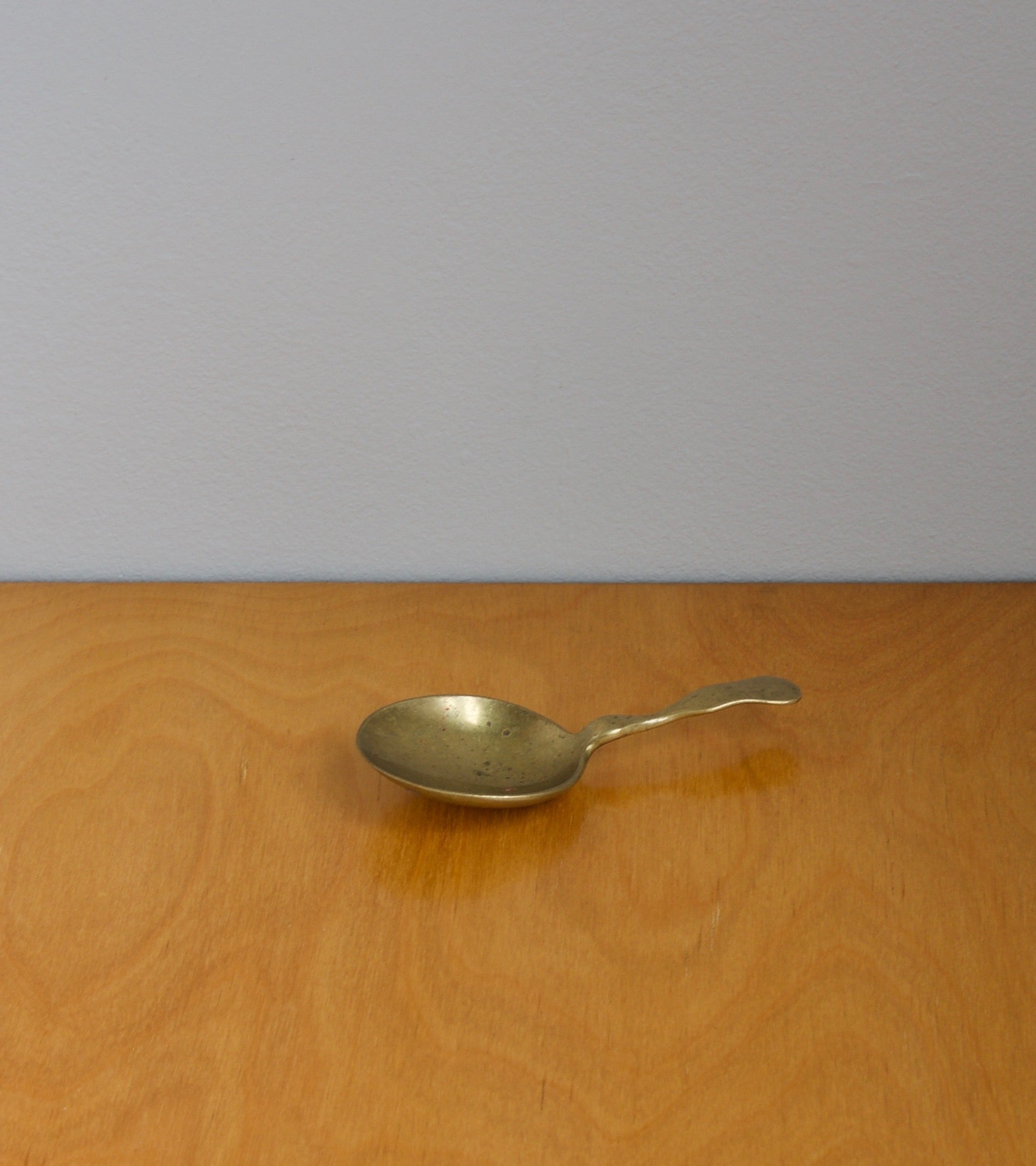 Sculptural Spoon #4565 Carl Auböck - Image 4