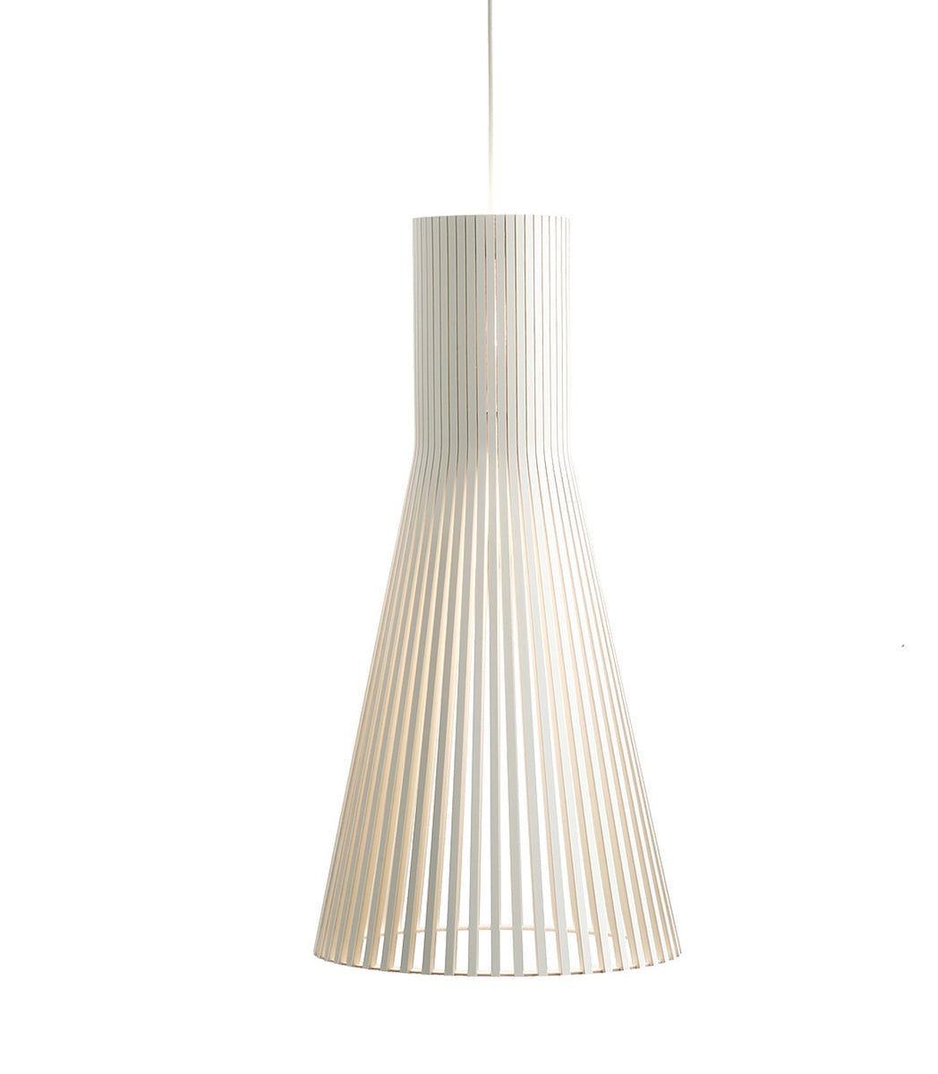 Secto pendant ceiling light Model 4200 White 1