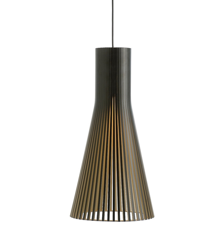 Secto pendant ceiling light Model 4200 Black  2