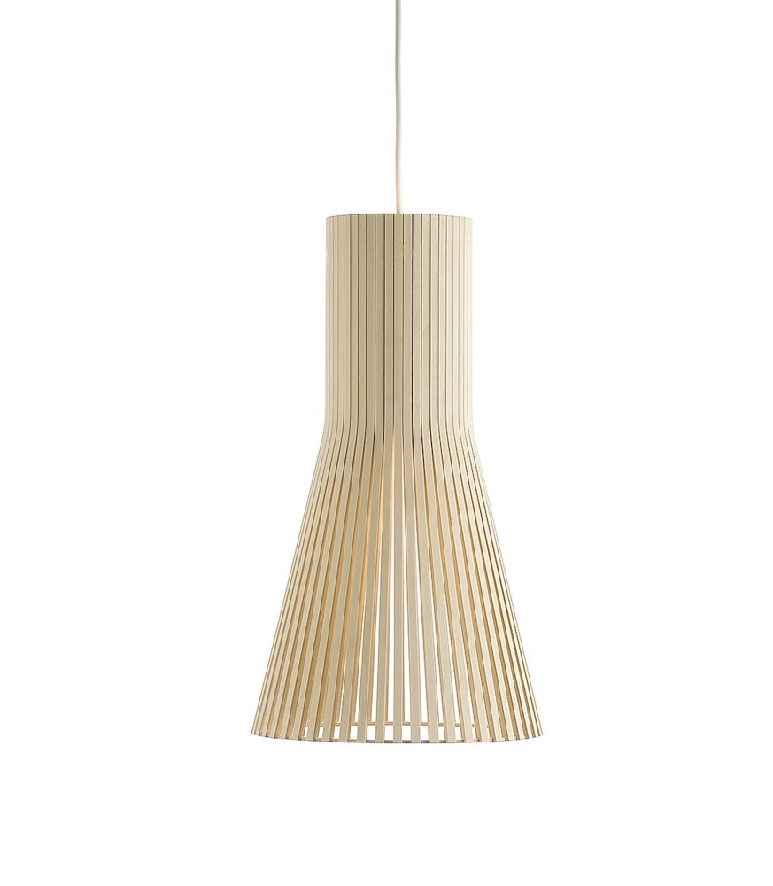 Finland Secto ceiling light pendant 4201 Natural Birch 3