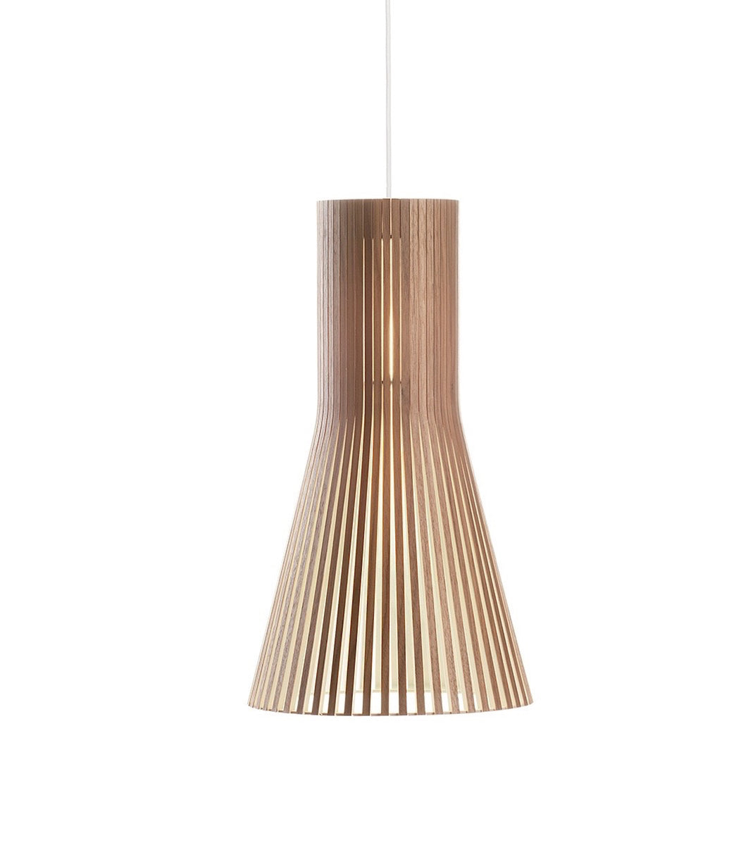Ceiling light Secto 4201 Walnut Finland 1
