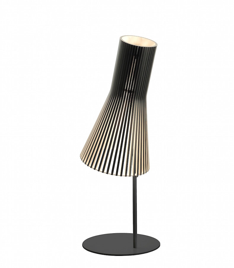 Secto Table light wood shade 4220 Black 1