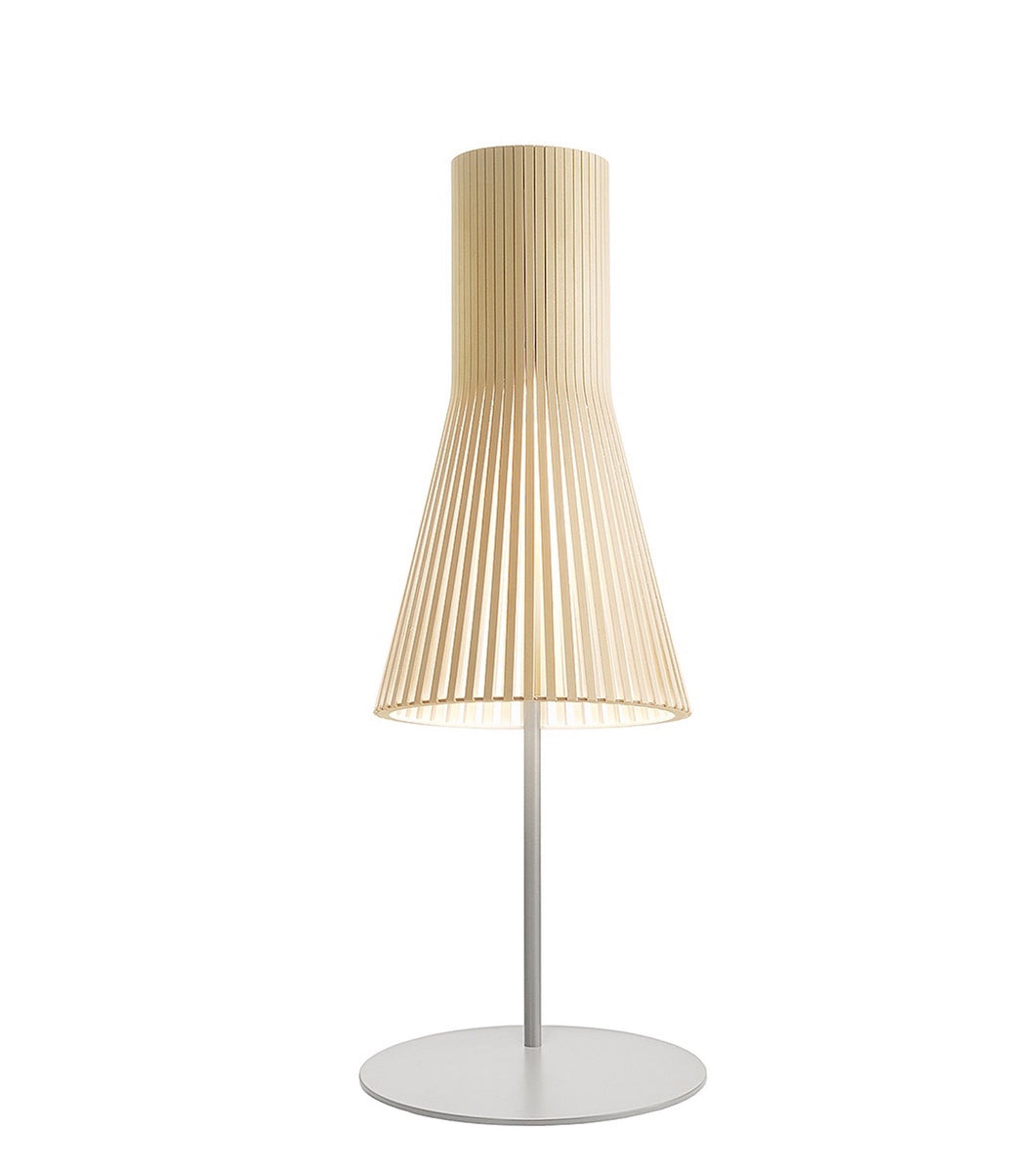 Secto Table light wooden shade 4220 Natural Birch 2