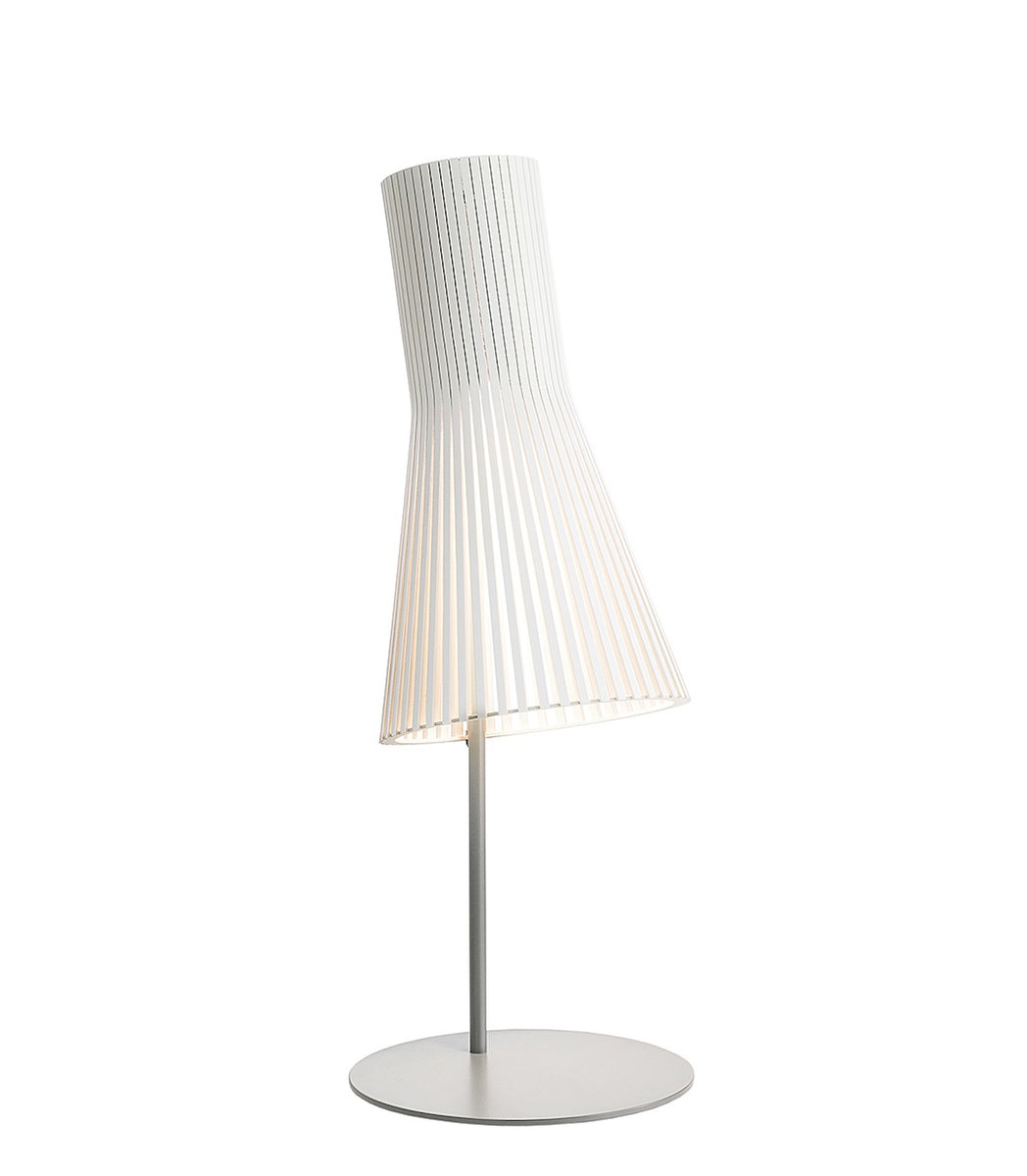 Secto Table light wooden shade 4220 White 3
