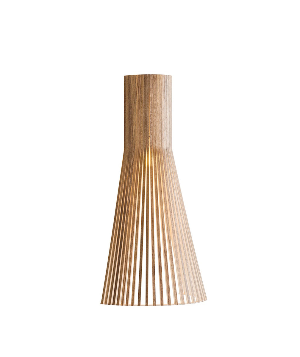 Secto wall lamp 4230 Walnut Secto 1
