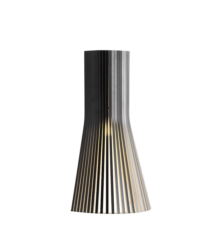 Scandinavian Wall light Secto 4231 Black 2