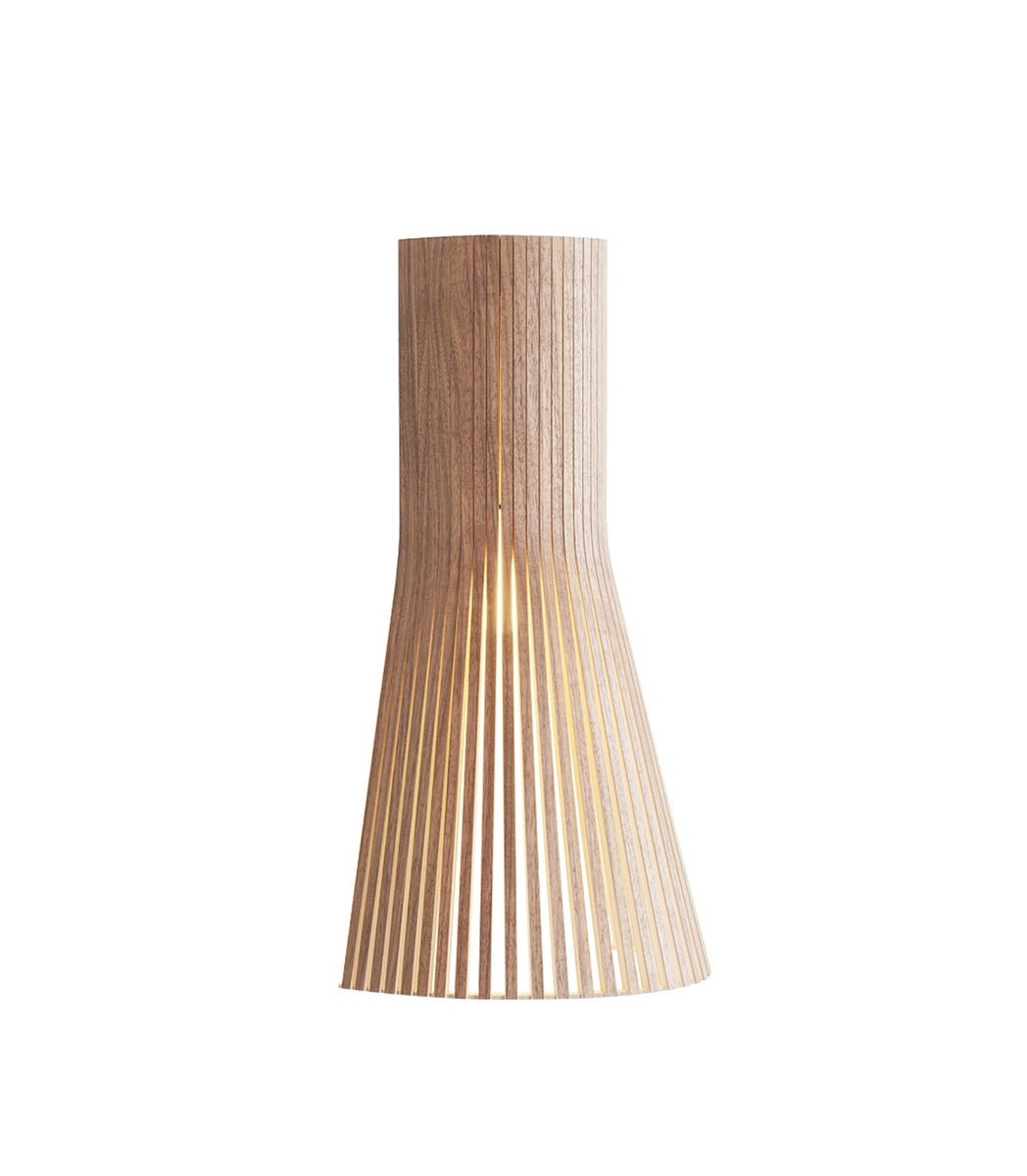 Wall light Secto 4231 Walnut Seppo Koho