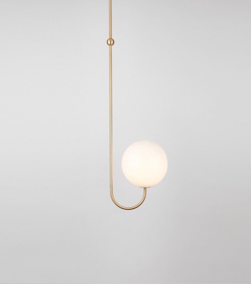 Single Angle Satin Nickel-plated Brass Michael Anastassiades - Image 2