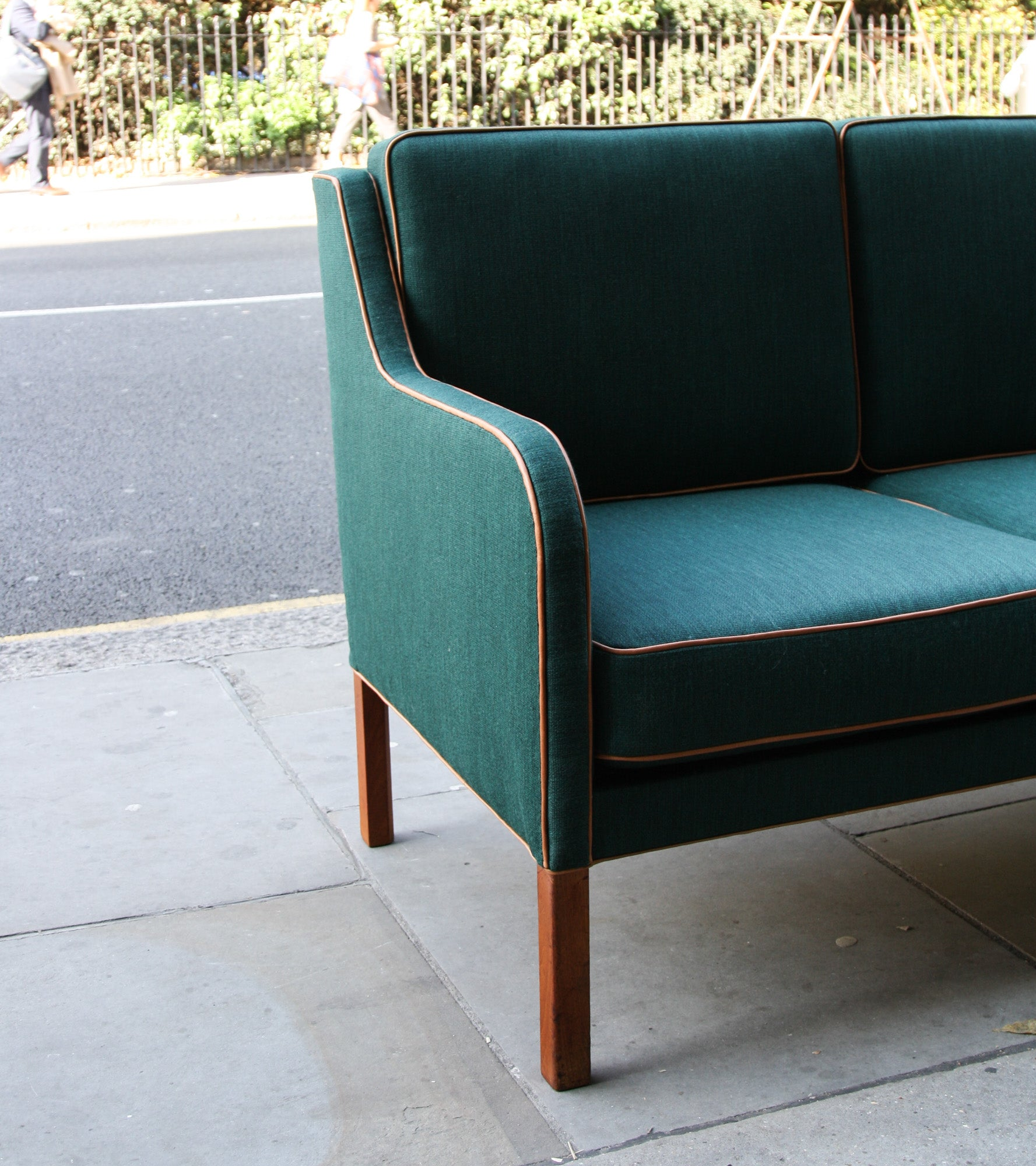 Three Seat Sofa Kaare Klint - Image 12