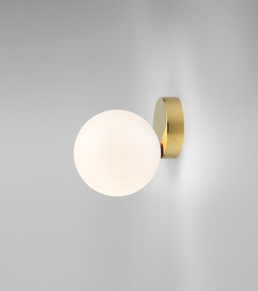 Tip of the Tongue Wall/Ceiling MountedPolished Brass Michael Anastassiades - Image 1